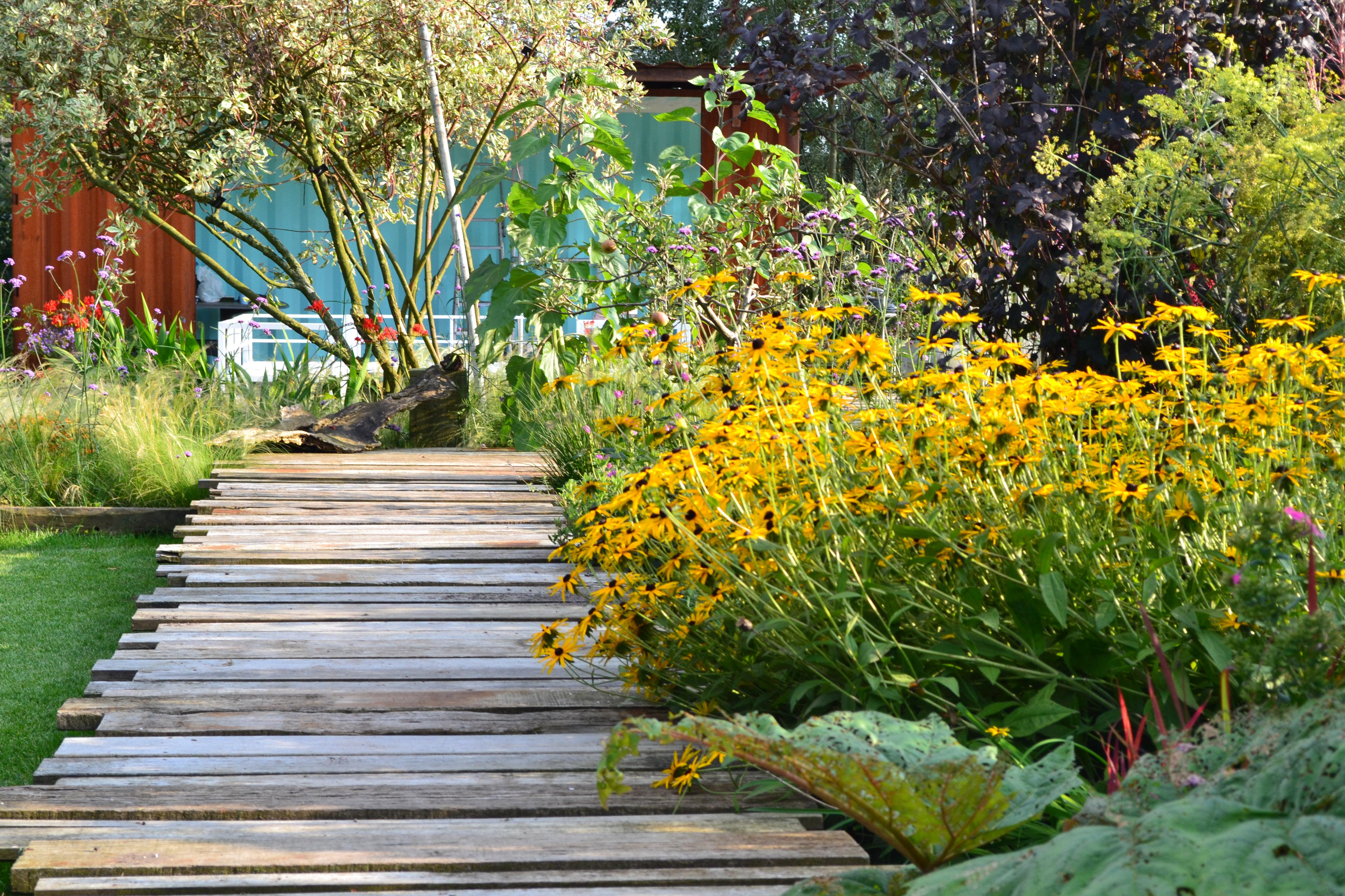 Beplantingsplan Natuurlijke Tuin : Beplanting wisse tuinen